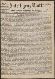 Inteligenz-Blatt für Stolp, Schlawe, Lauenburg und Bütow. Nr 16/1868 r.