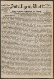 Inteligenz-Blatt für Stolp, Schlawe, Lauenburg und Bütow. Nr 17/1868 r.