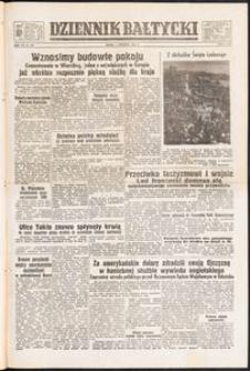 Dziennik Bałtycki, 1952, nr 133