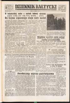 Dziennik Bałtycki, 1952, nr 145