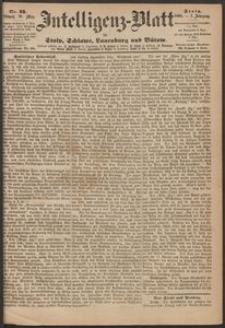 Inteligenz-Blatt für Stolp, Schlawe, Lauenburg und Bütow. Nr 23/1868 r.