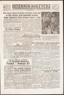 Dziennik Bałtycki, 1952, nr 169