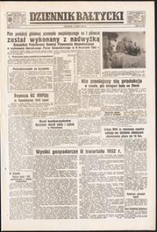 Dziennik Bałtycki, 1952, nr 170