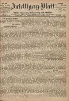 Inteligenz-Blatt für Stolp, Schlawe, Lauenburg und Bütow. Nr 25/1868 r.