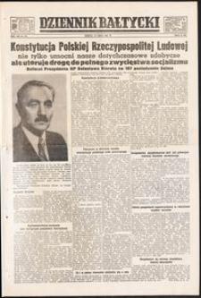 Dziennik Bałtycki, 1952, nr 172