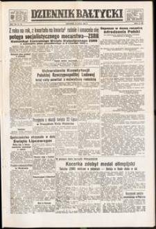 Dziennik Bałtycki, 1952, nr 176