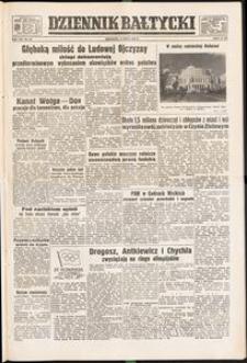 Dziennik Bałtycki, 1952, nr 182