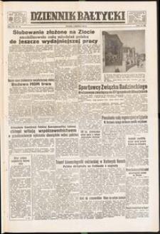 Dziennik Bałtycki, 1952, nr 186