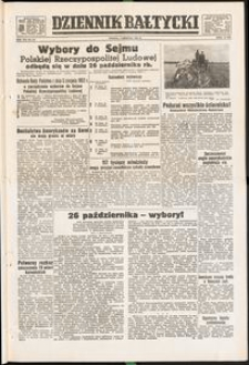 Dziennik Bałtycki, 1952, nr 190