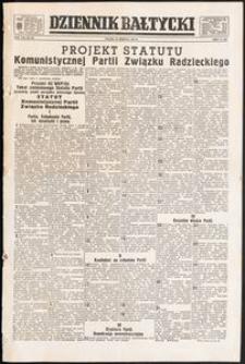 Dziennik Bałtycki, 1952, nr 201