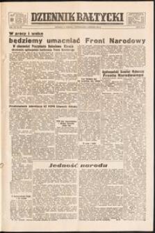Dziennik Bałtycki, 1952, nr 209