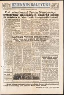 Dziennik Bałtycki, 1952, nr 227