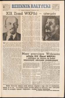 Dziennik Bałtycki, 1952, nr 239