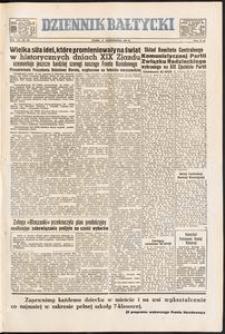 Dziennik Bałtycki, 1952, nr 249