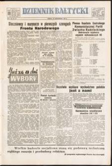 Dziennik Bałtycki, 1952, nr 250