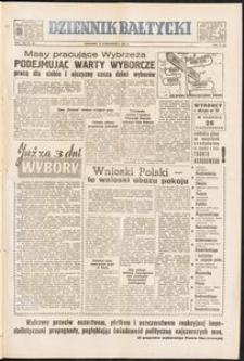 Dziennik Bałtycki, 1952, nr 254
