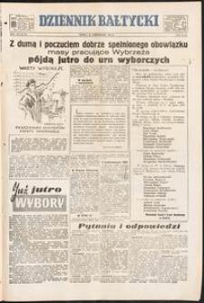 Dziennik Bałtycki , 1952, nr 256