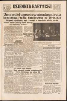 Dziennik Bałtycki, 1952, nr 265
