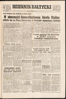 Dziennik Bałtycki, 1952, nr 269