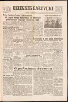 Dziennik Bałtycki, 1952, nr 273