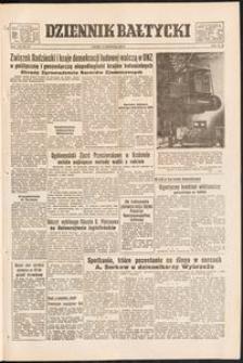Dziennik Bałtycki, 1952, nr 274