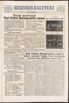 Dziennik Bałtycki, 1952, nr 281