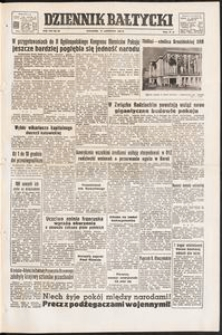 Dziennik Bałtycki, 1952, nr 285
