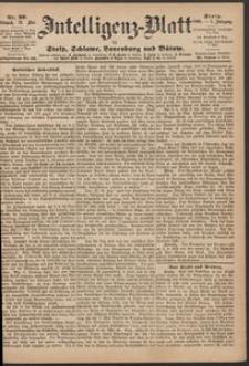 Inteligenz-Blatt für Stolp, Schlawe, Lauenburg und Bütow. Nr 39/1868 r.