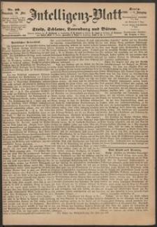 Inteligenz-Blatt für Stolp, Schlawe, Lauenburg und Bütow. Nr 40/1868 r.
