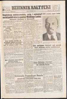 Dziennik Bałtycki, 1953, nr 18