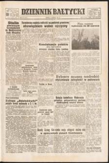 Dziennik Bałtyckii, 1953, nr 33