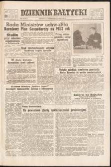 Dziennik Bałtyckii, 1953, nr 34