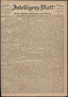 Inteligenz-Blatt für Stolp, Schlawe, Lauenburg und Bütow. Nr 49/1868 r.