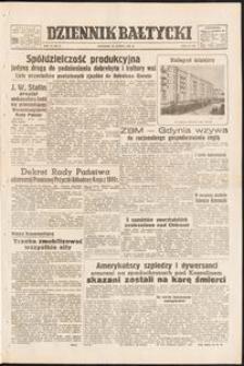 Dziennik Bałtycki, 1953, nr 43