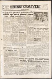Dziennik Bałtycki, 1953, nr 49