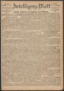 Inteligenz-Blatt für Stolp, Schlawe, Lauenburg und Bütow. Nr 54/1868 r.