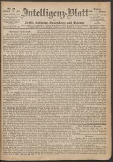 Inteligenz-Blatt für Stolp, Schlawe, Lauenburg und Bütow. Nr 57/1868 r.