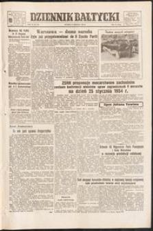 Dziennik Bałtycki, 1953, nr 308