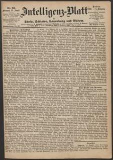 Inteligenz-Blatt für Stolp, Schlawe, Lauenburg und Bütow. Nr 65/1868 r.