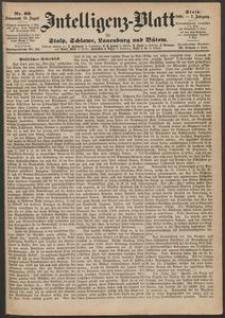 Inteligenz-Blatt für Stolp, Schlawe, Lauenburg und Bütow. Nr 66/1868 r.