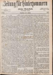 Zeitung für Hinterpommern (Stolper Wochenblatt) Nr. 26/1877