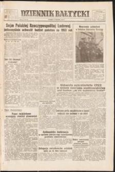 Dziennik Bałtycki, 1953, nr 100