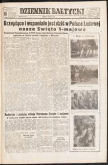 Dziennik Bałtycki, 1953, nr 104