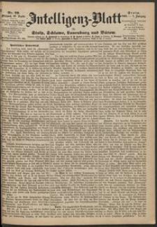 Inteligenz-Blatt für Stolp, Schlawe, Lauenburg und Bütow. Nr 79/1868 r.