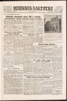 Dziennik Bałtycki, 1953, nr 161