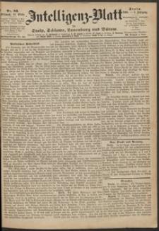 Inteligenz-Blatt für Stolp, Schlawe, Lauenburg und Bütow. Nr 83/1868 r.