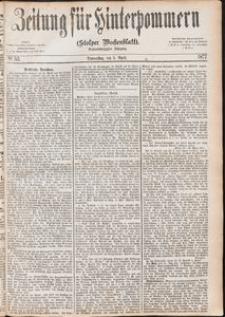 Zeitung für Hinterpommern (Stolper Wochenblatt) Nr. 53/1877