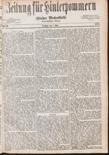 Zeitung für Hinterpommern (Stolper Wochenblatt) Nr. 68/1877