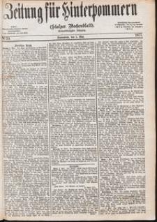 Zeitung für Hinterpommern (Stolper Wochenblatt) Nr. 70/1877