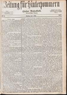 Zeitung für Hinterpommern (Stolper Wochenblatt) Nr. 71/1877